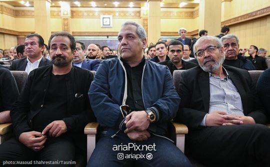 مهران مدیری در هفتم عارف لرستانی