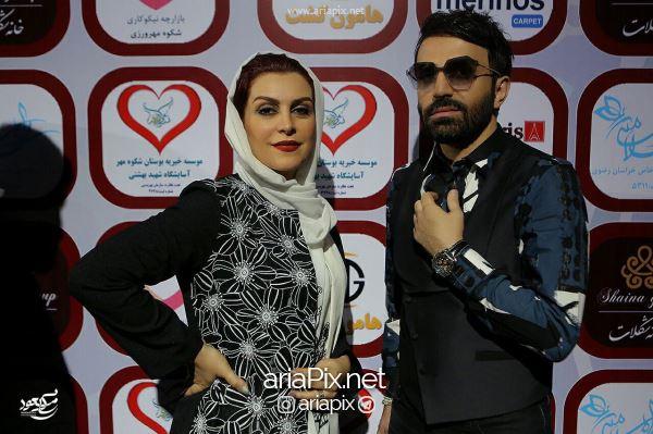 هنرمندان و بازیگران در آسایشگاه شهید بهشتی مشهد