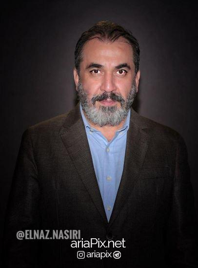 عکس جدید سیامک انصاری
