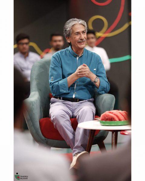 بهرام شاه محمدلو در برنامه خندوانه