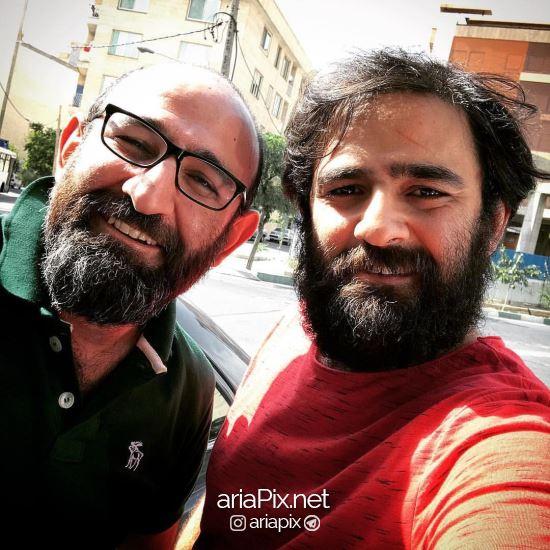 هدایت هاشمی و برادرش علی هاشمی