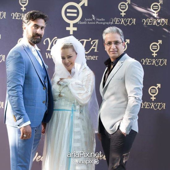 عکسهای عروسی بهاره رهنما