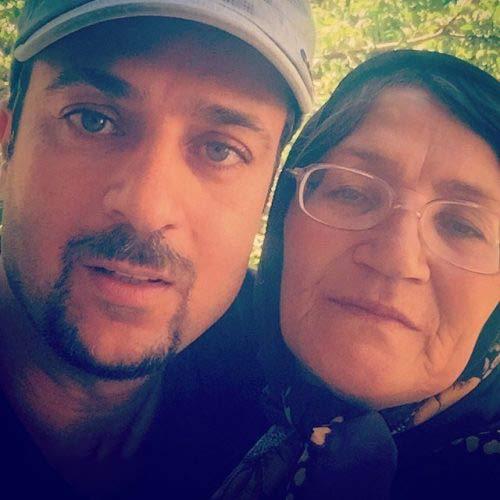 مادر احمد مهرانفر