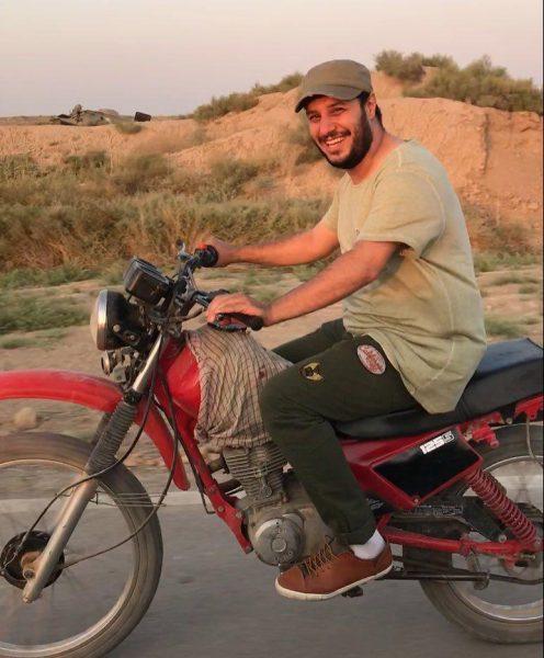 فیلم جدید جواد عزتی