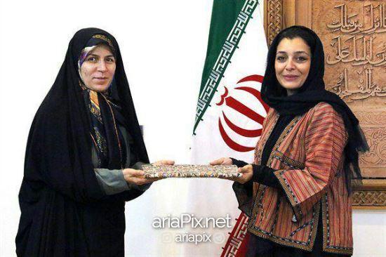 ساره بیات سفیر صنایع دستی
