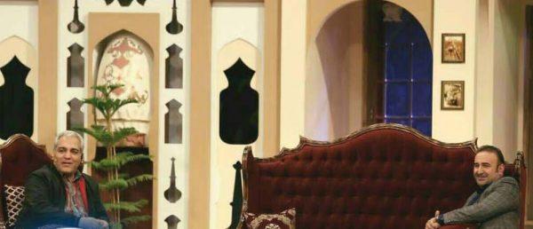 مهران احمدی در دورهمی