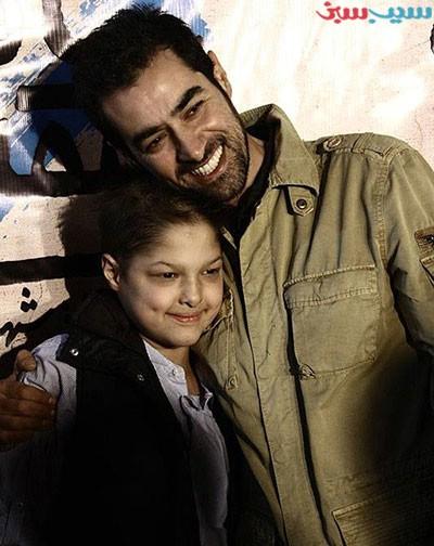 پسر شهاب حسینی