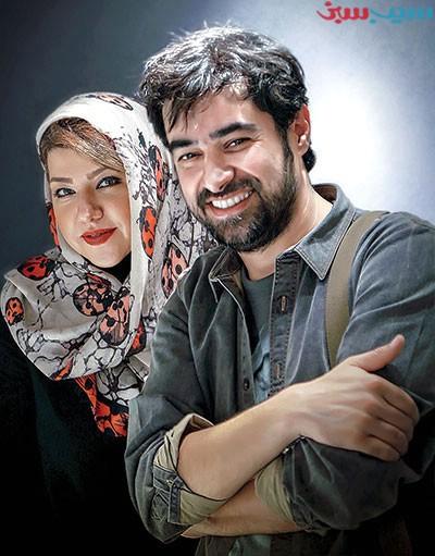 همسر شهاب حسینی , زن شهاب حسینی