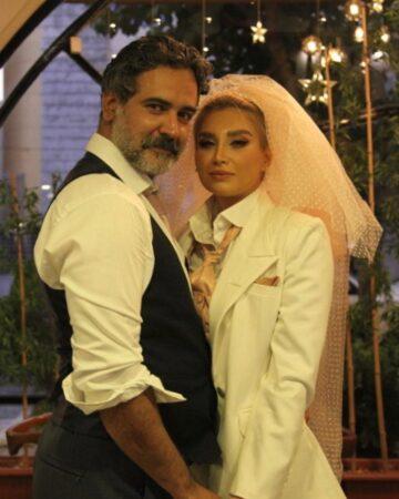 عکس همسر عمار تفتی