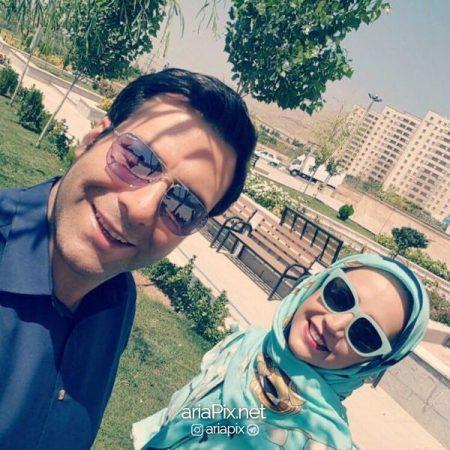 شبنم قلی خانی و مجید واشقانی در سریال آنام