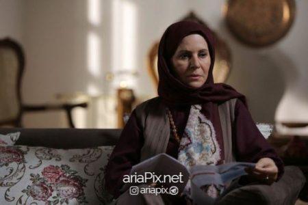 گلچهره سجادیه در سریال آنام