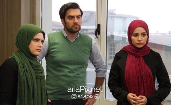 بازیگران جوان در جستجوی آرامش