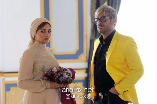 محمدرضا گلزار در فیلم آینه بغل