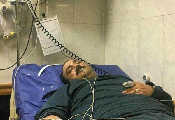 دلیل بستری شدن مهران غفوریان در بیمارستان و عمل جراحی