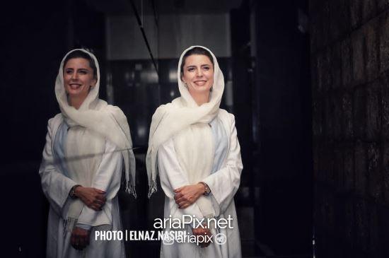 لیلا حاتمی در اکران خصوصی فیلم رگ خواب