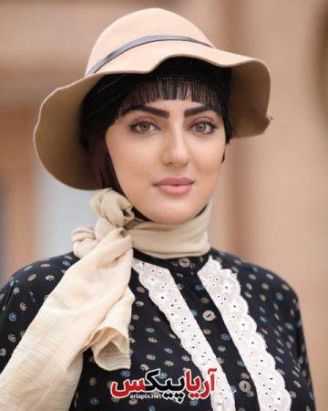 هلیا امامی در سریال از یادها رفته