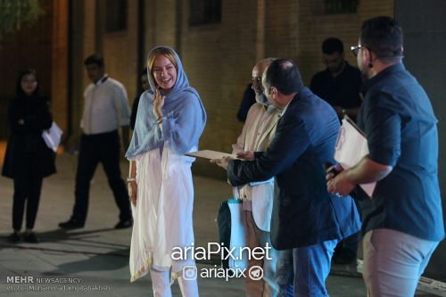 جشن عکاسان سینما با حضور بازیگران