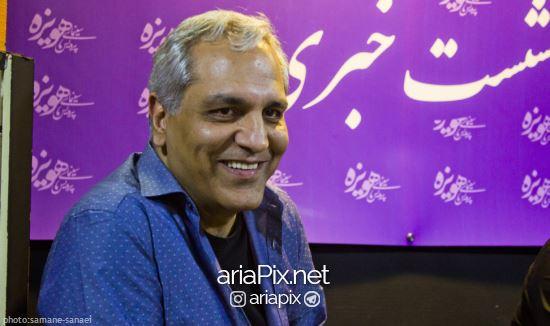 مهران مدیری در سینماهای مشهد