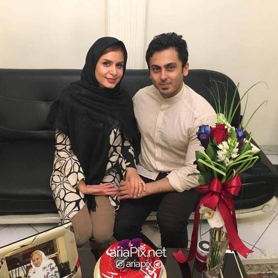 عکس شوهر نجمه جودکی , همسر نجمه جودکی