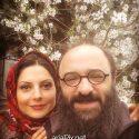 بیوگرافی سولماز غنی و همسرش علی رحیمی +گفتگو و عکسها