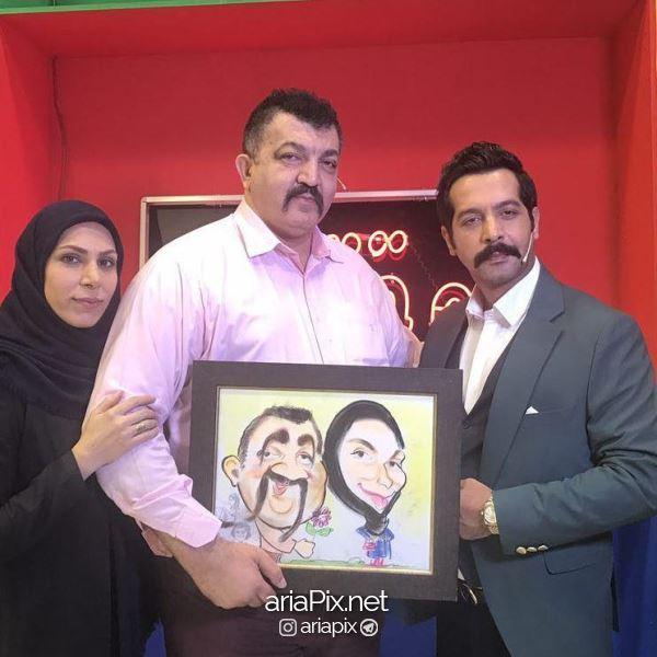 همسر احمد ایراندوست
