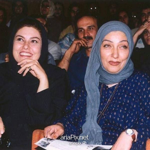 عکس قدیمی مهرانه مهین ترابی قبل از انقلاب