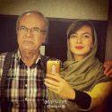 بیوگرافی رضا نیکخواه و همسرش و دخترش نیلوفر +عکسها و گفتگو