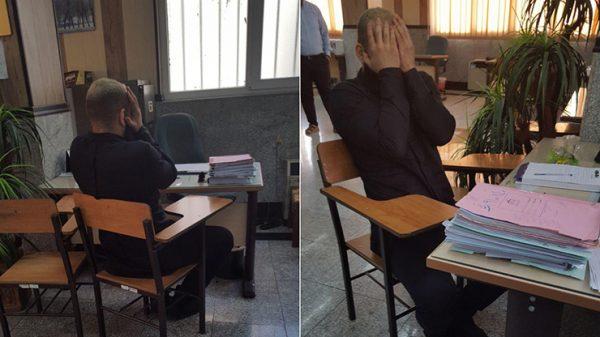 بازداشت حمید صفت در زندان