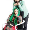 بیوگرافی نسیم ادبی و همسرش + گفتگو و عکسهای اینستاگرامی اش