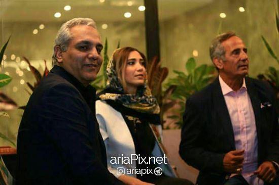 افتتاحیه کافه مجید مظفری
