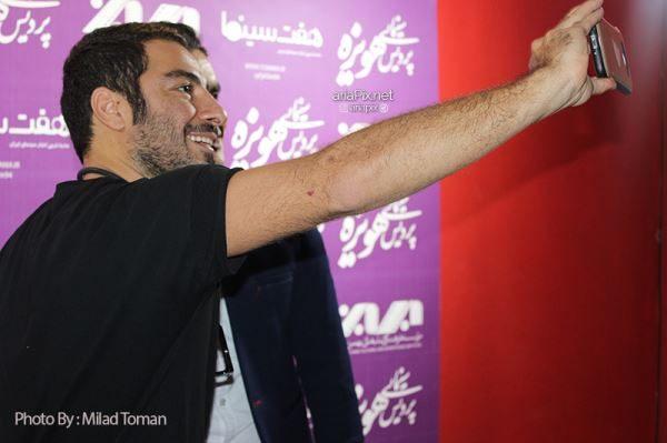 عکسهای اکران فیلم خفگی در مشهد