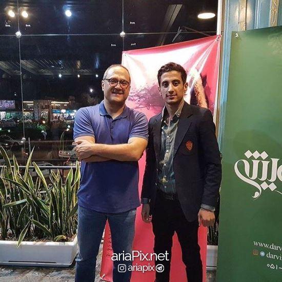 رامبد جوان در مشهد