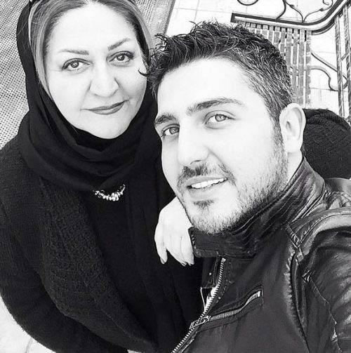 مادر محمدرضا غفاری