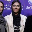 مراسم اکران خصوصی فیلم صفر تا سکو با حضور ترانه علیدوستی و علی کریمی