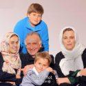 بیوگرافی احمد نجفی و همسرش و فرزندانش +عکسها و گفتگو