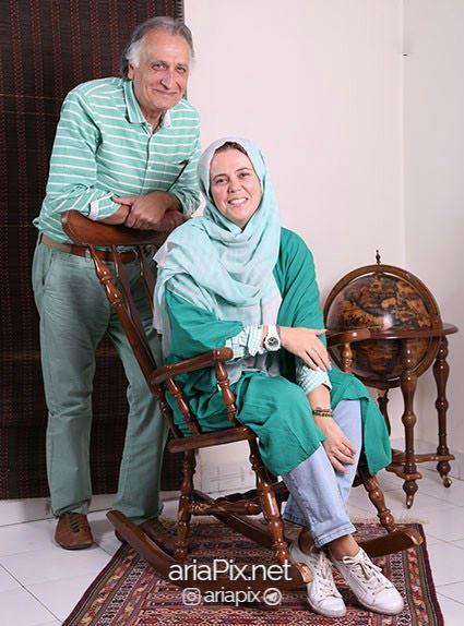 همسر احمد نجفی , زن احمد نجفی