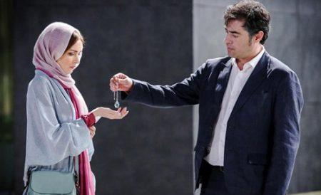 شهاب حسینی در فیلم لابی