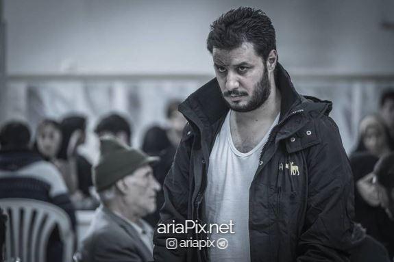 جواد عزتی در فیلم لاتاری