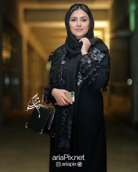 بازیگران زن در اختتامیه جشنواره فیلم فجر