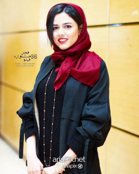 حجاب بازیگران در اختتامیه جشنواره فیلم فجر 96 , تیپ بازیگران در اختتامیه جشنواره فجر ۹۶