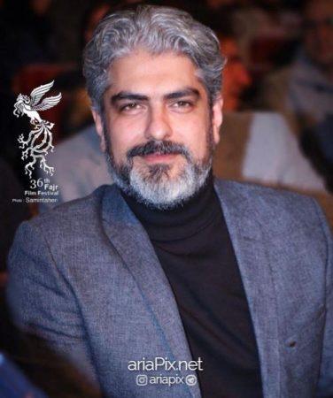 بازیگران در افتتاحیه جشنواره فجر 96