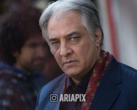 ایرج نوذری در سریال سارقان روح