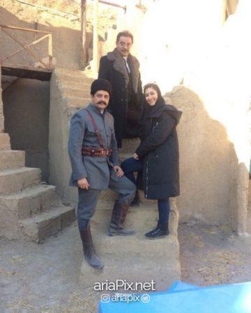 پشت صحنه سریال ستار خان