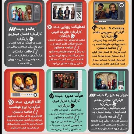 سریالهای نوروز 97