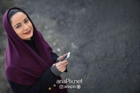 عکسهای جدید نسرین نصرتی بازیگر نقش فهیمه در سریال پایتخت