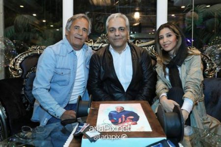 جشن تولد مهران مدیری