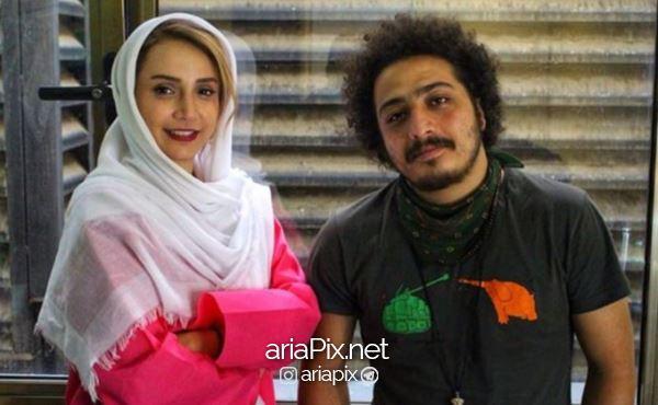 عرفان ابراهیمی و شبنم قلیخانی