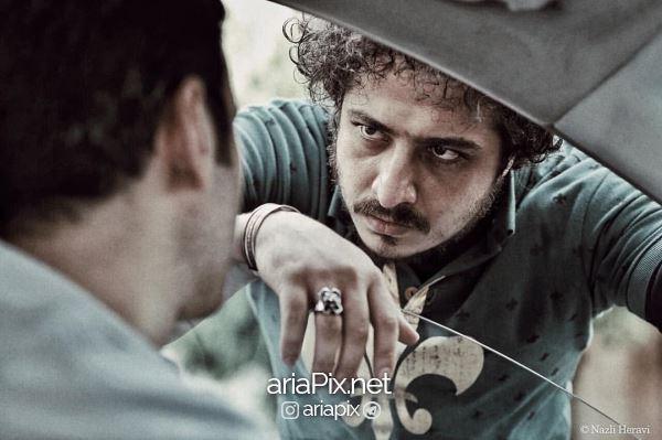 عرفان ابراهیمی در سریال آنام