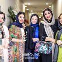 عکسهای بازیگران زن در افتتاحیه سالن زیبایی مریم سلطانی