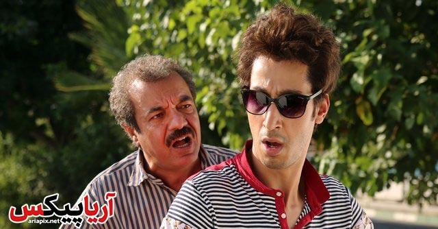 بهرام افشاری در فیلم رحمان 1400